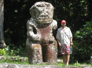 Largest Tiki on the Island