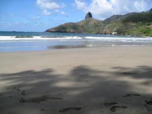 Hiva Oa lunch spot